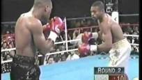 Рой Джонс vs Бернард Хопкинс (1 бой) 22 мая 1993