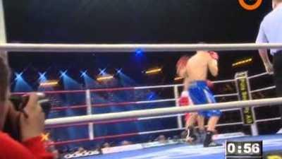 Геннадий Головкин - Михаил Макаров 21 ноября 2009