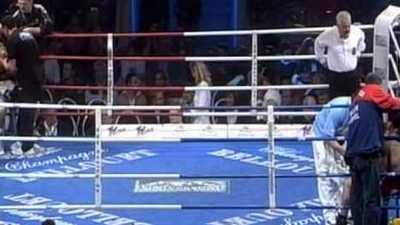 Геннадий Головкин - Хорхе Ариэль Гарсия 21 октября 2006