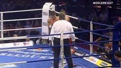 Геннадий Головкин - Сергей Наварка 29 июля 2006