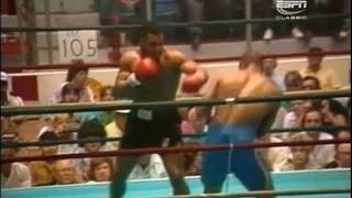 Майк Тайсон - Уильям Хосе 28 июня 1986