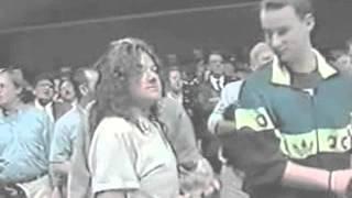 Костя Цзю и Сэмми Фуэнтес 13 ноября 1992