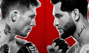 UFC Fight Night 147 ВИДЕО