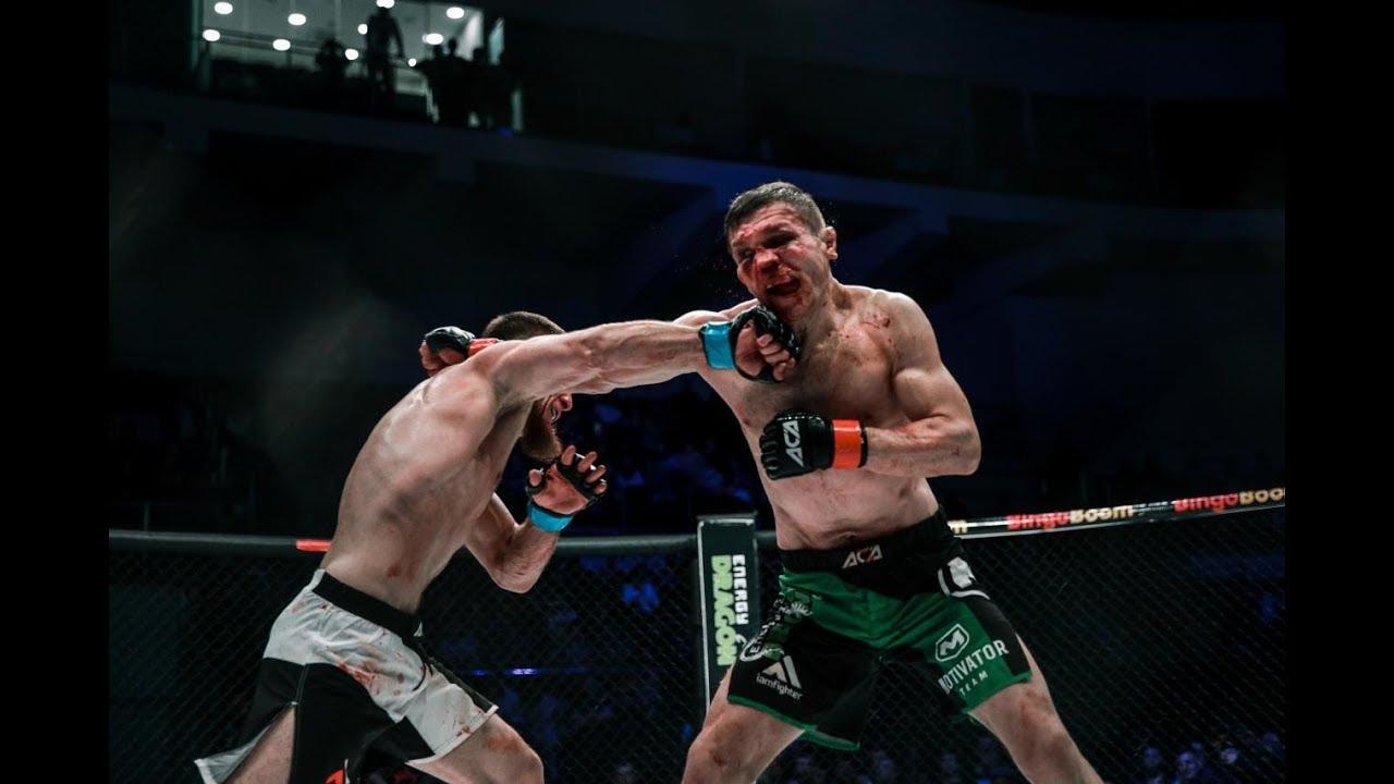 Лучшие моменты титульного боя между Маратом Балаевым и Салманом Жамалдаевым