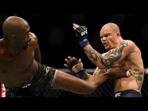 UFC 235 видео боев