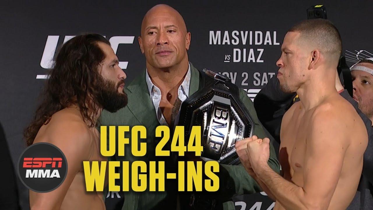 UFC 244 Прямая трансляция