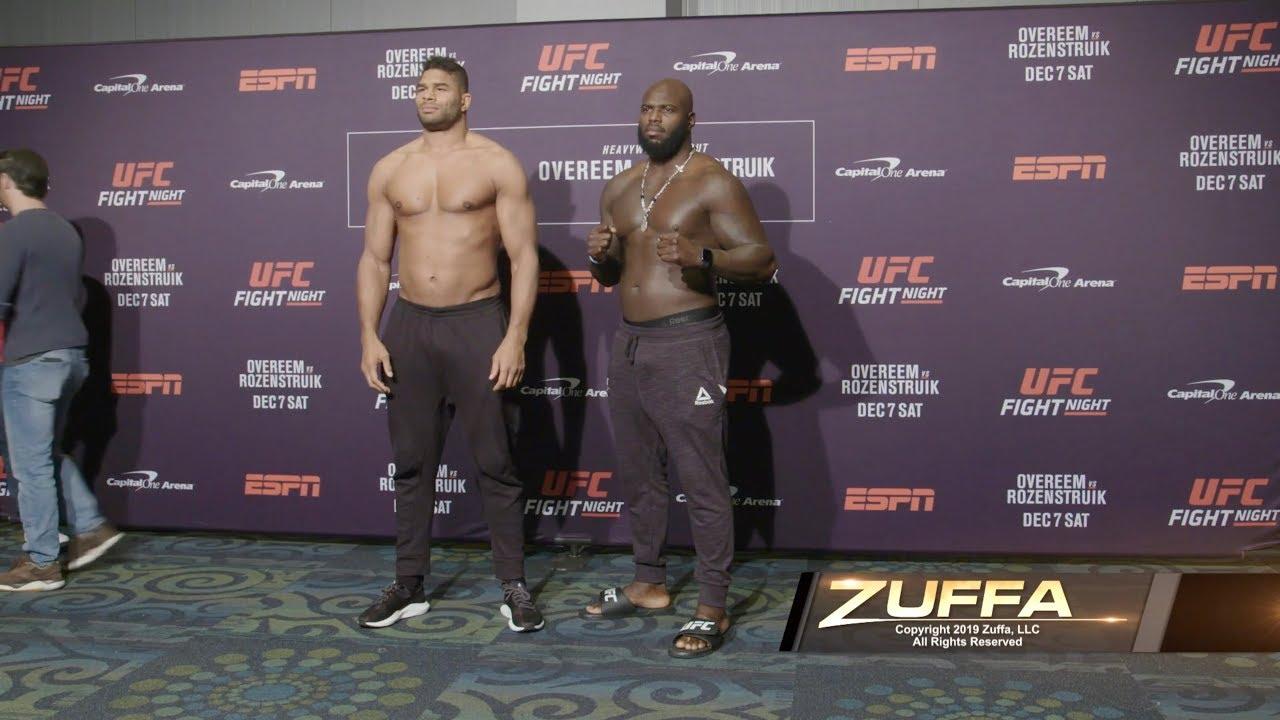 UFC on ESPN 7: прямая трансляция