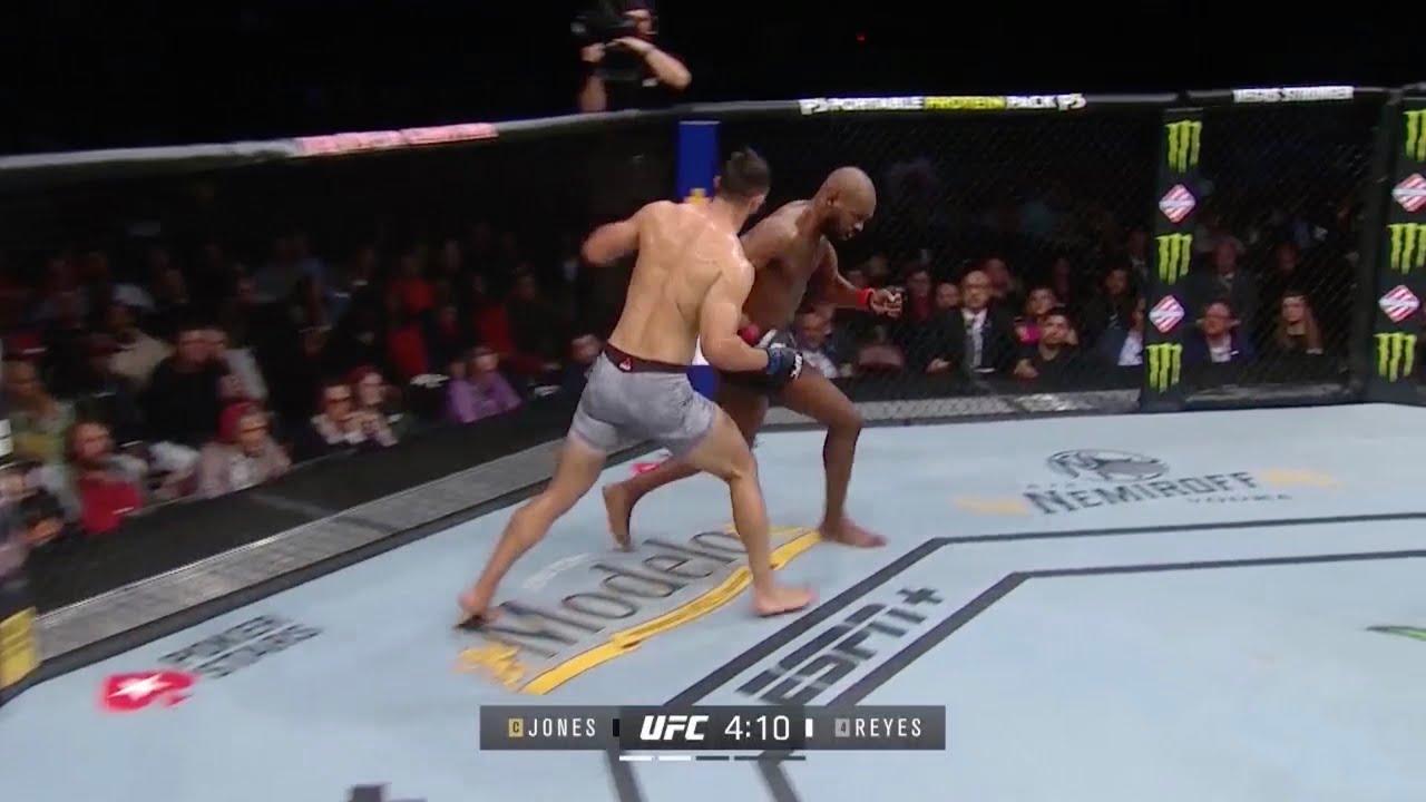 Хайлайты турнира UFC 247 ВИДЕО
