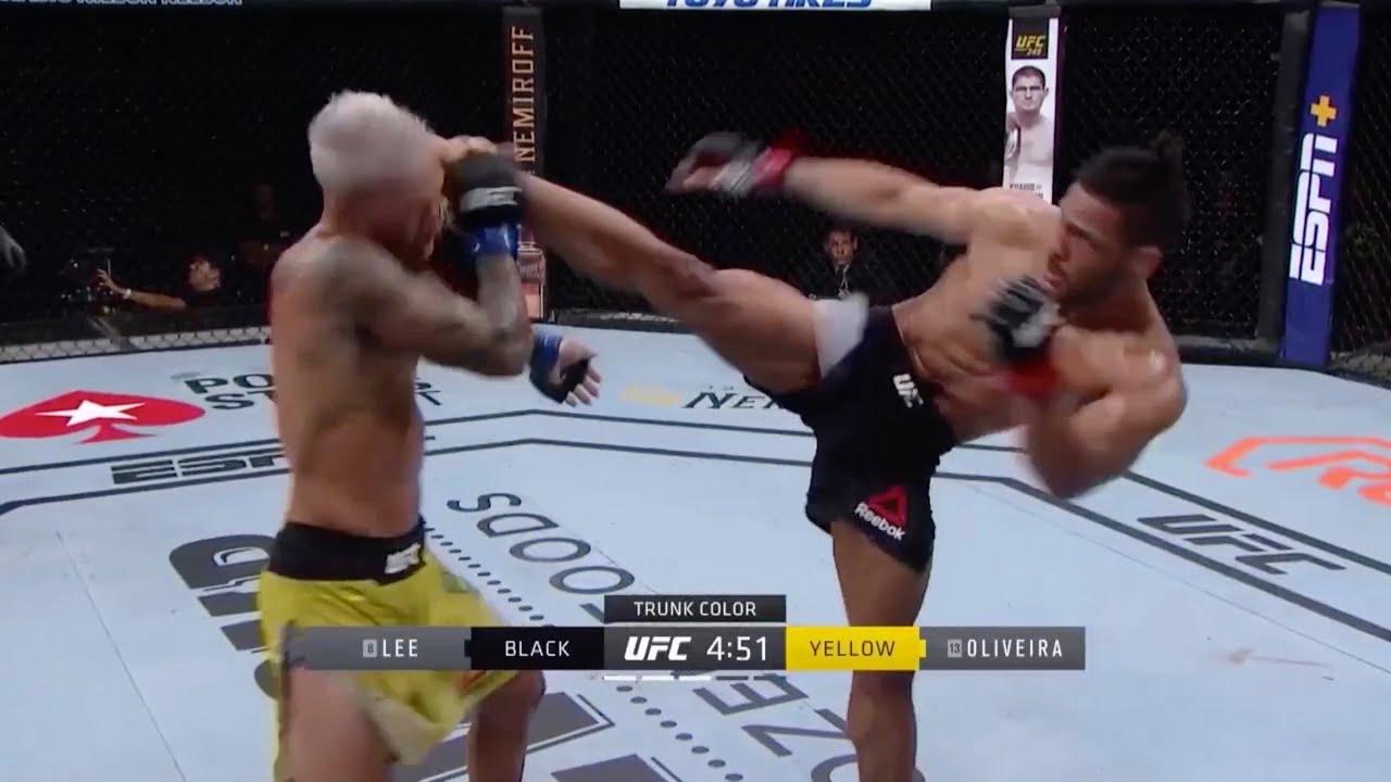 UFC Fight Night 170 ХАЙЛАЙТЫ ТУРНИРА