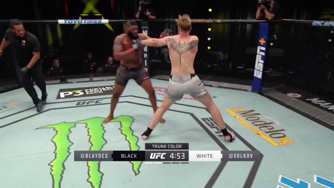Лучшие моменты турнира UFC Вегас 3