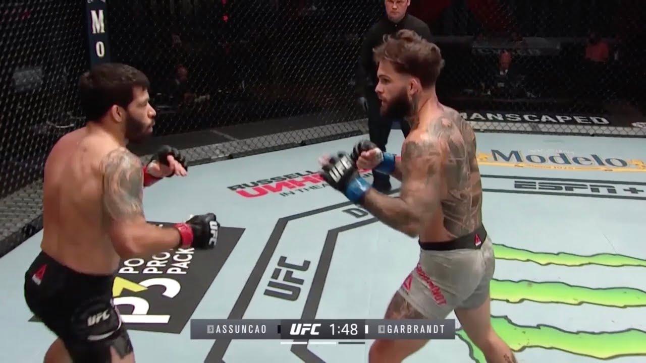 UFC 250 видео хайлайты турнира
