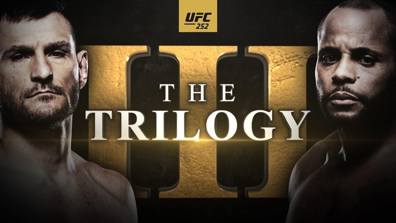 UFC 252: Прямая трансляция