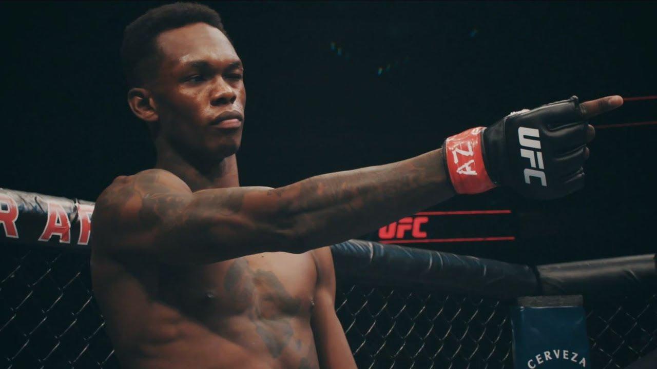 UFC 253: Адесанья - Коста видео