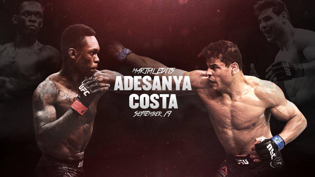 UFC 253 прямая трансляция