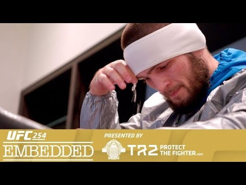 UFC 254: Embedded - Эпизод 5
