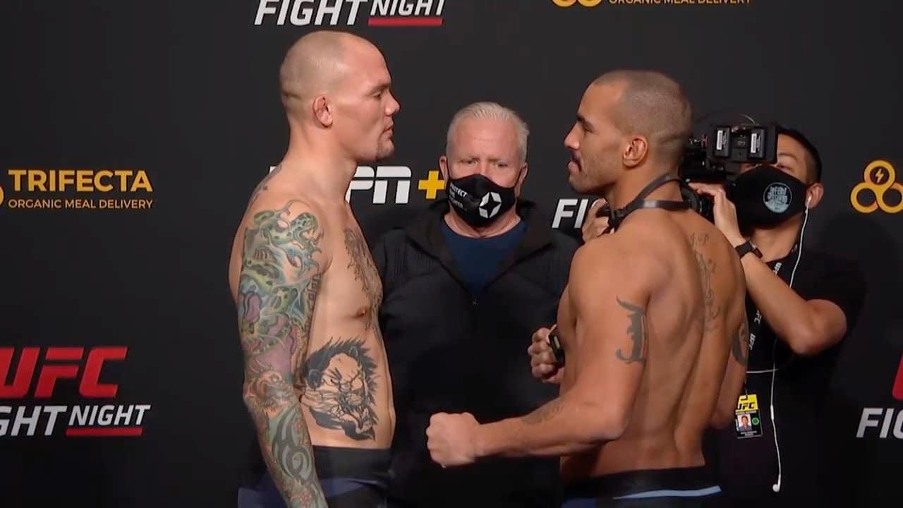 UFC on ESPN 18: прямая трансляция