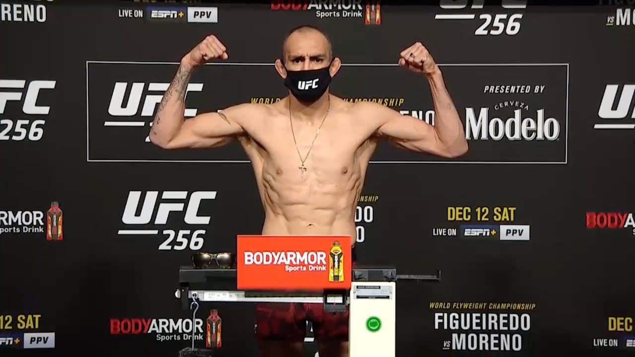 UFC 256 прямая трансляция
