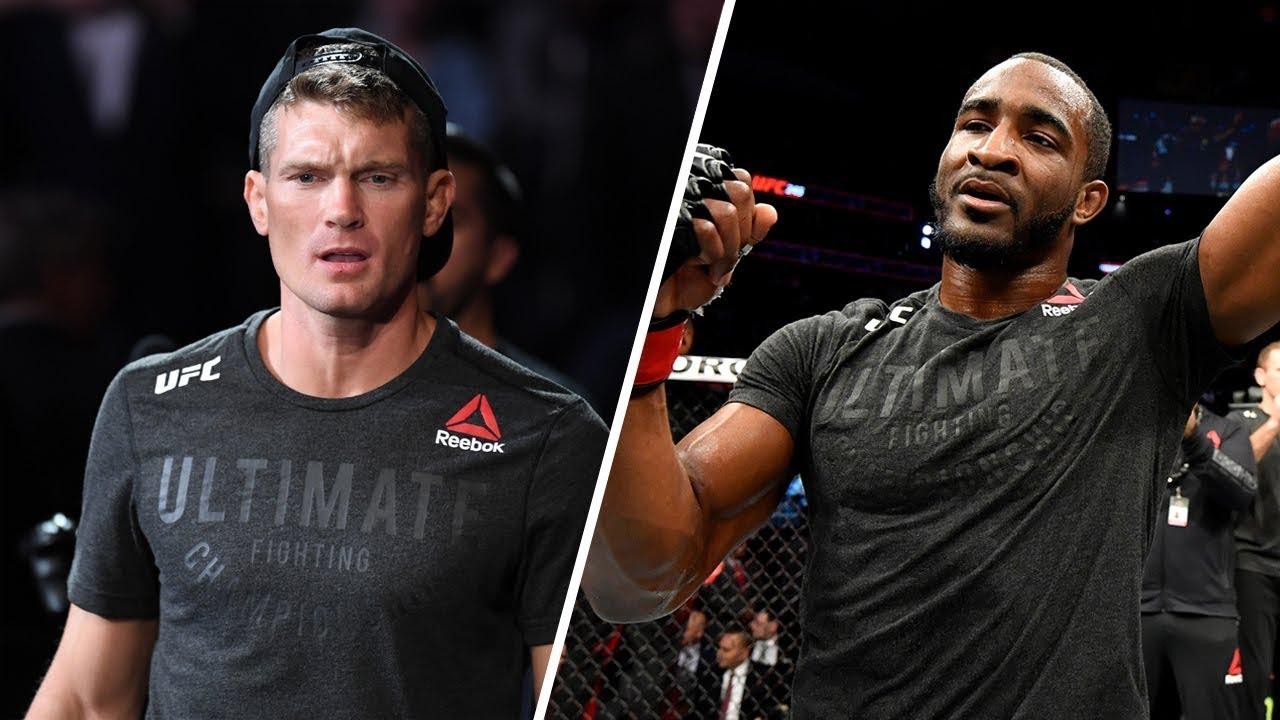UFC Fight Night 183 прямая трансляция