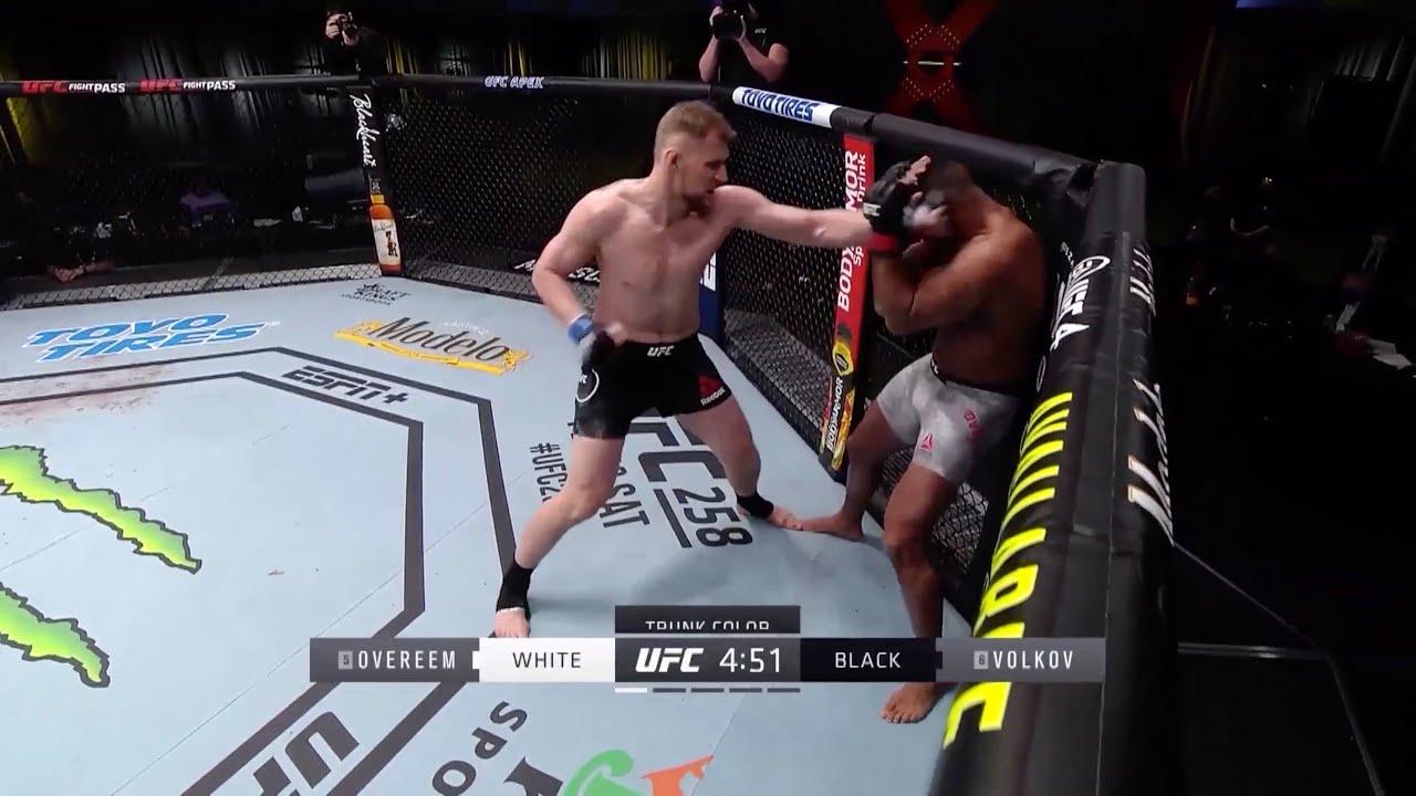 Лучшие моменты турнира UFC Вегас 18