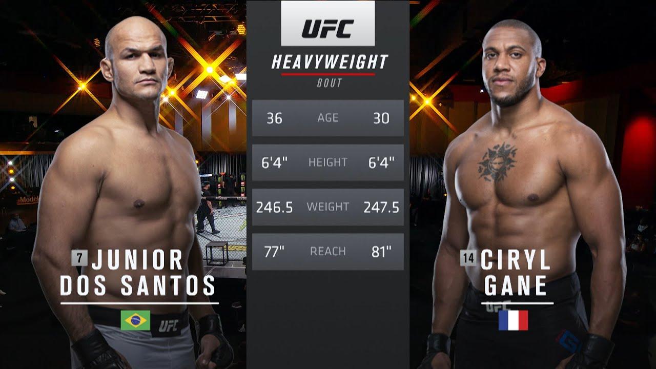 UFC Fight Night 186 прямая трансляция