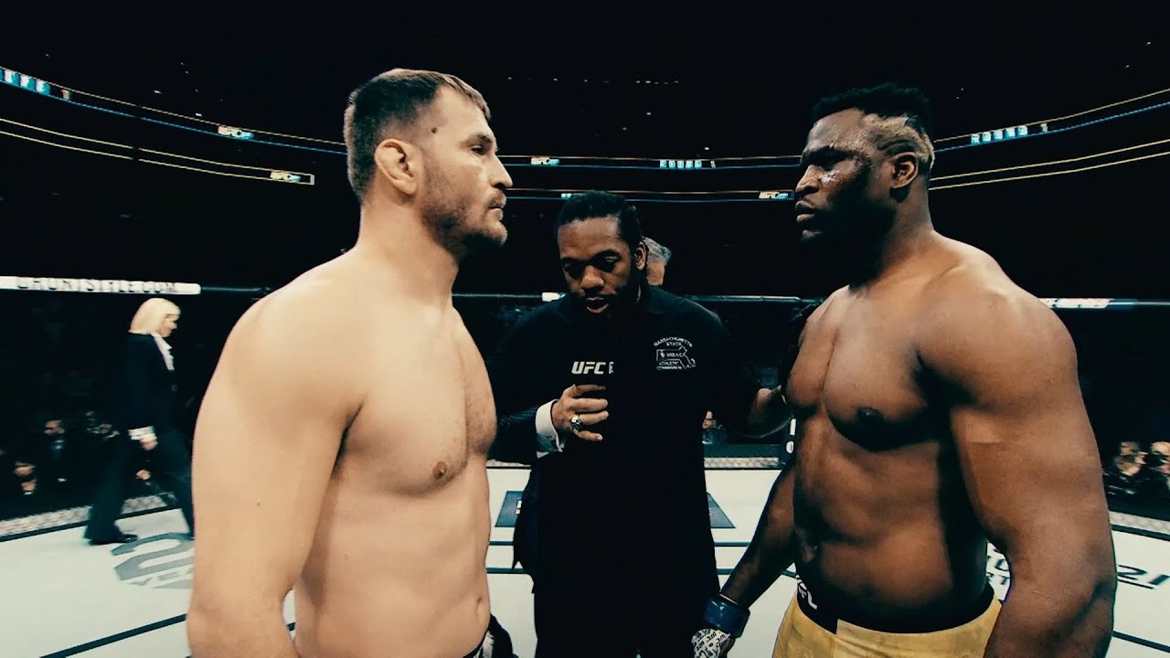 UFC 260 прямая трансляция