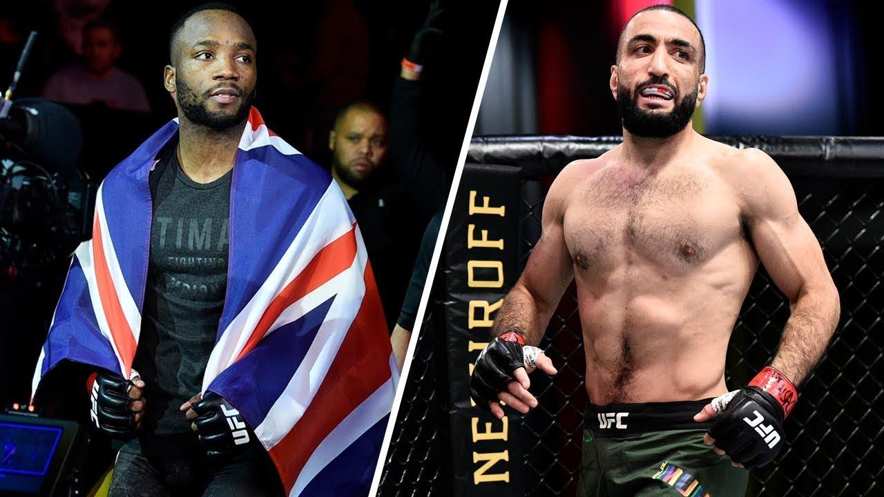 UFC Fight Night 187 прямая трансляция