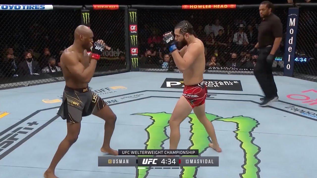 UFC 261 Лучшие моменты
