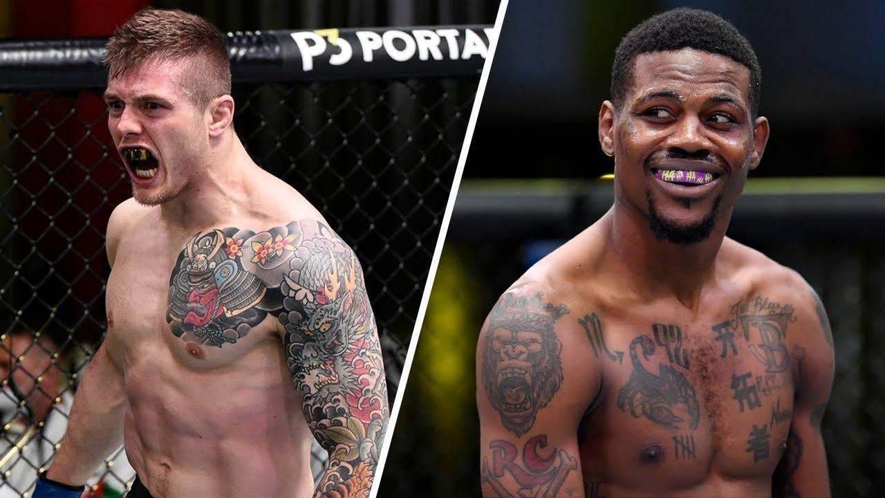 UFC on ABC 2 прямая трансляция