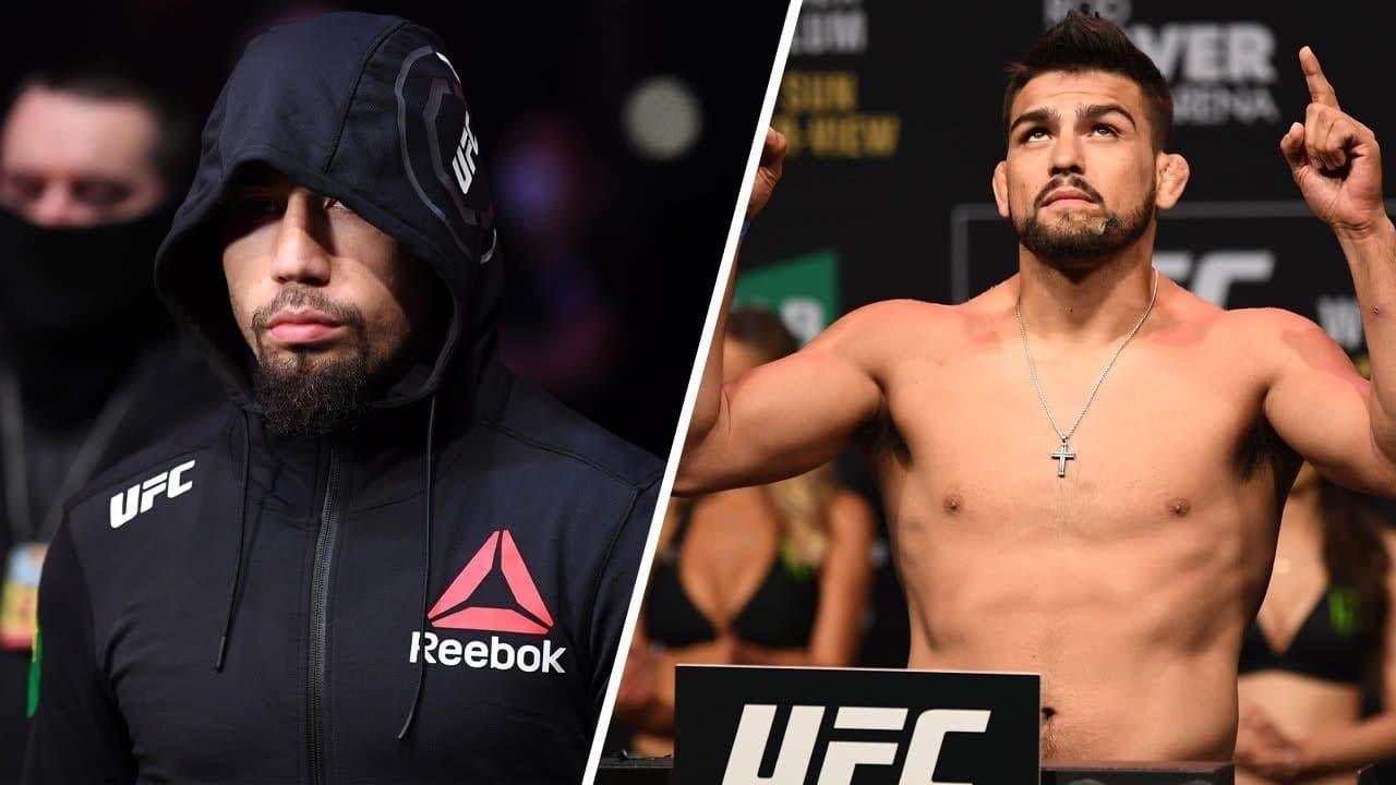 UFC on ESPN 22 прямая трансляция