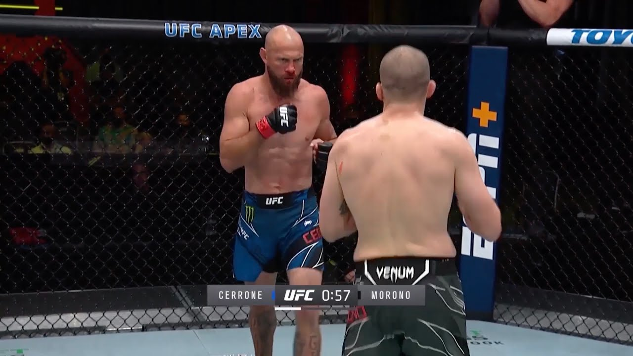 Лучшие моменты турнира UFC Вегас 26