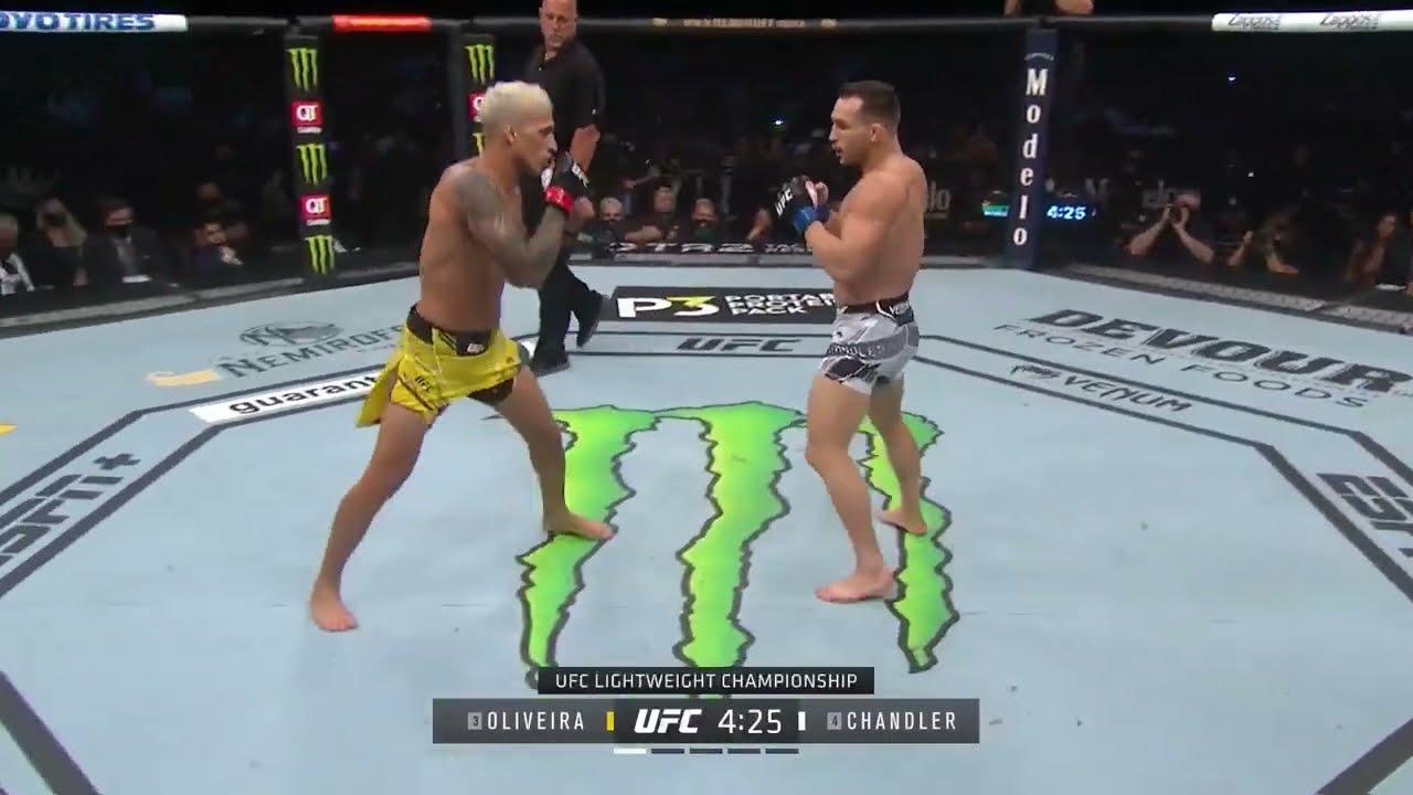 UFC 262 Лучшие моменты турнира