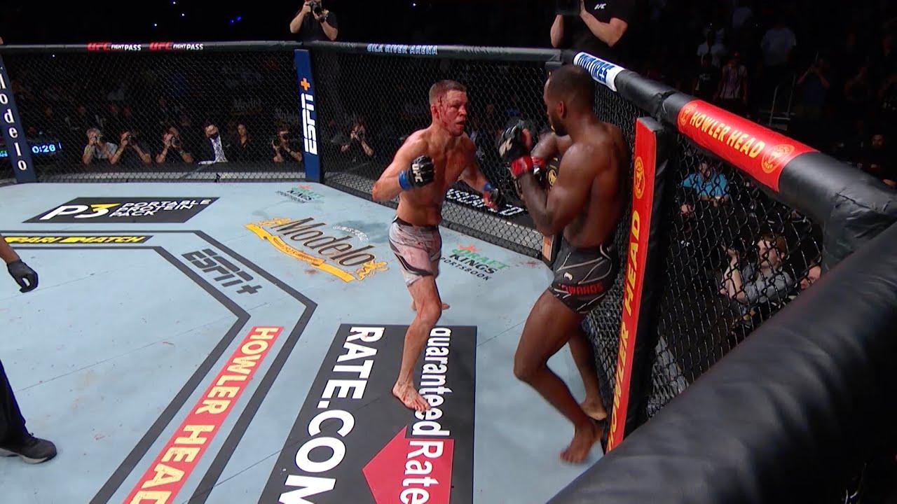 Лучшие бои лета 2021 в UFC