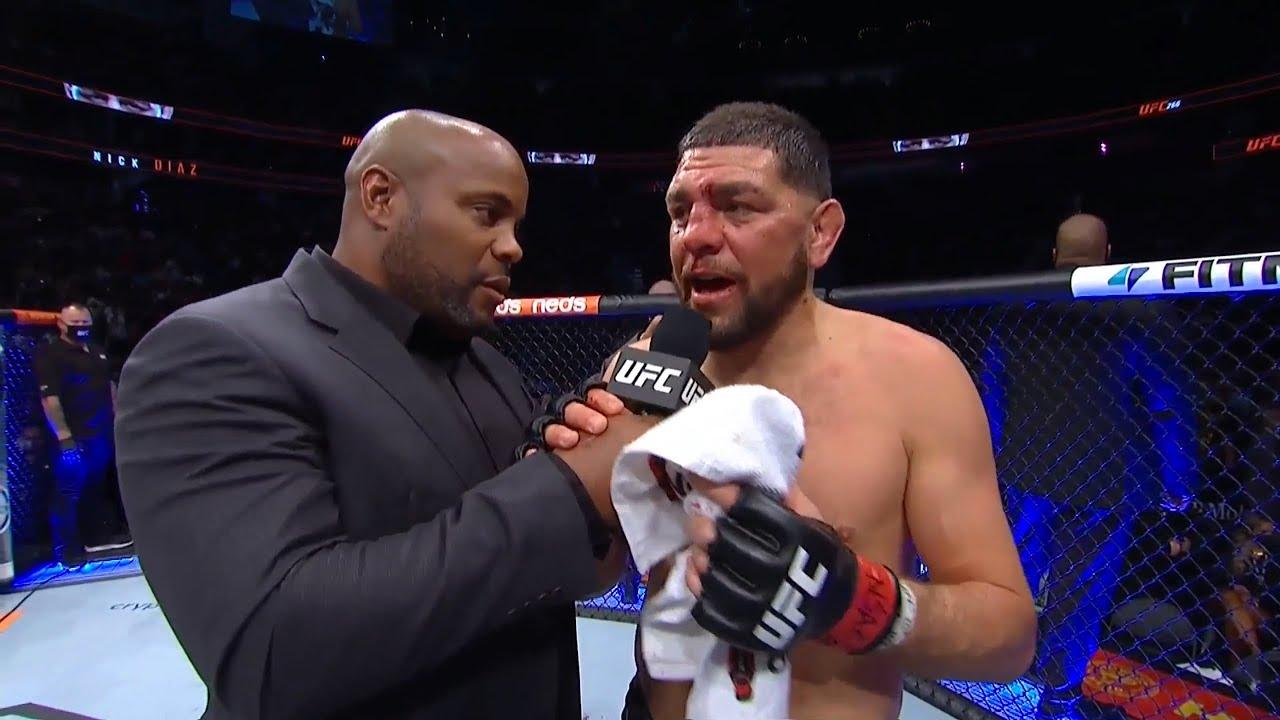 UFC 266 Лучшие моменты турнира видео