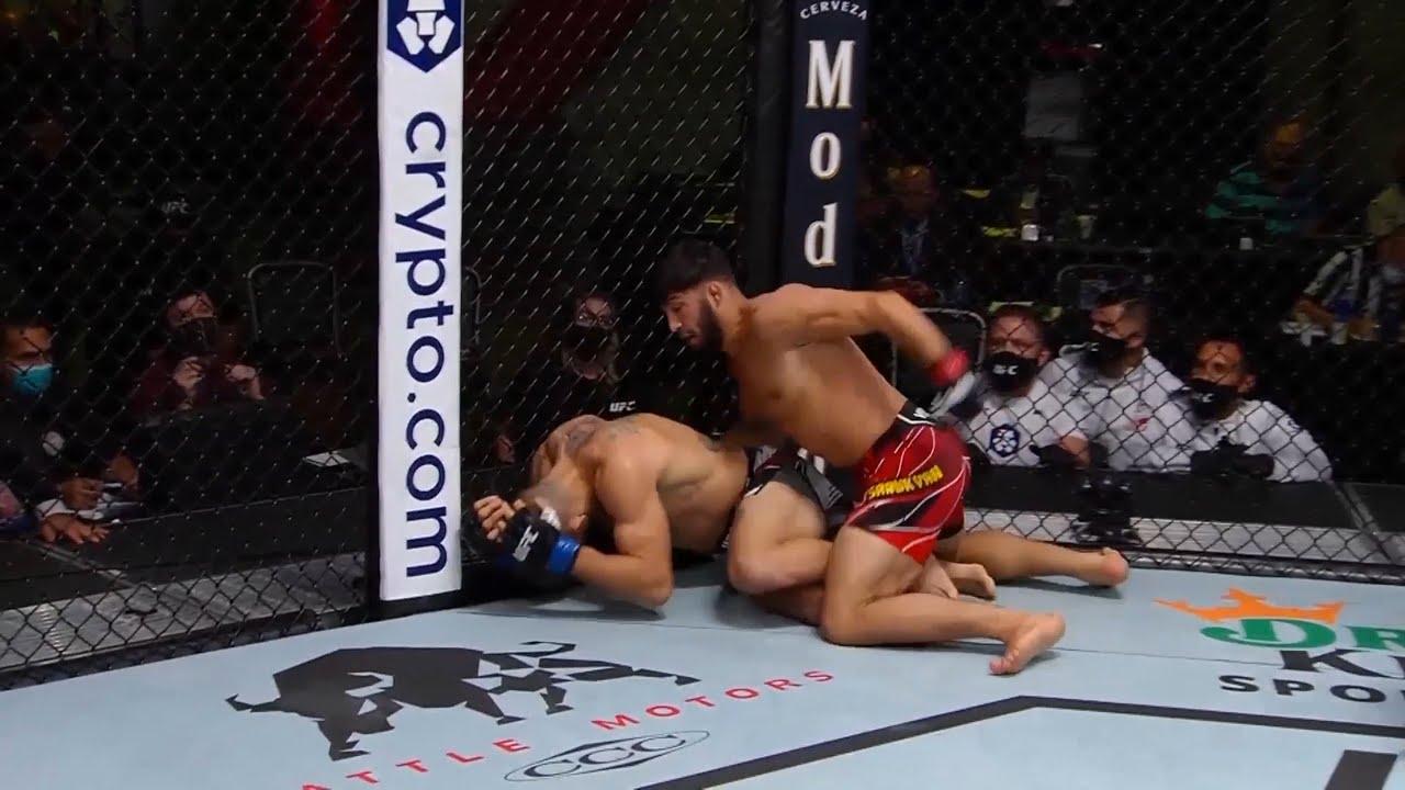 UFC Fight Night 192 Хайлайты