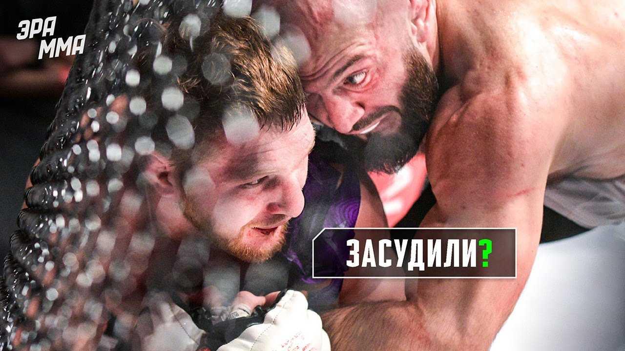 Владимир Минеев - все бои в MMA